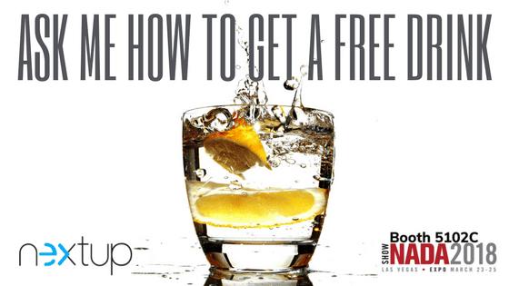 Get Free Drinks At NADA!